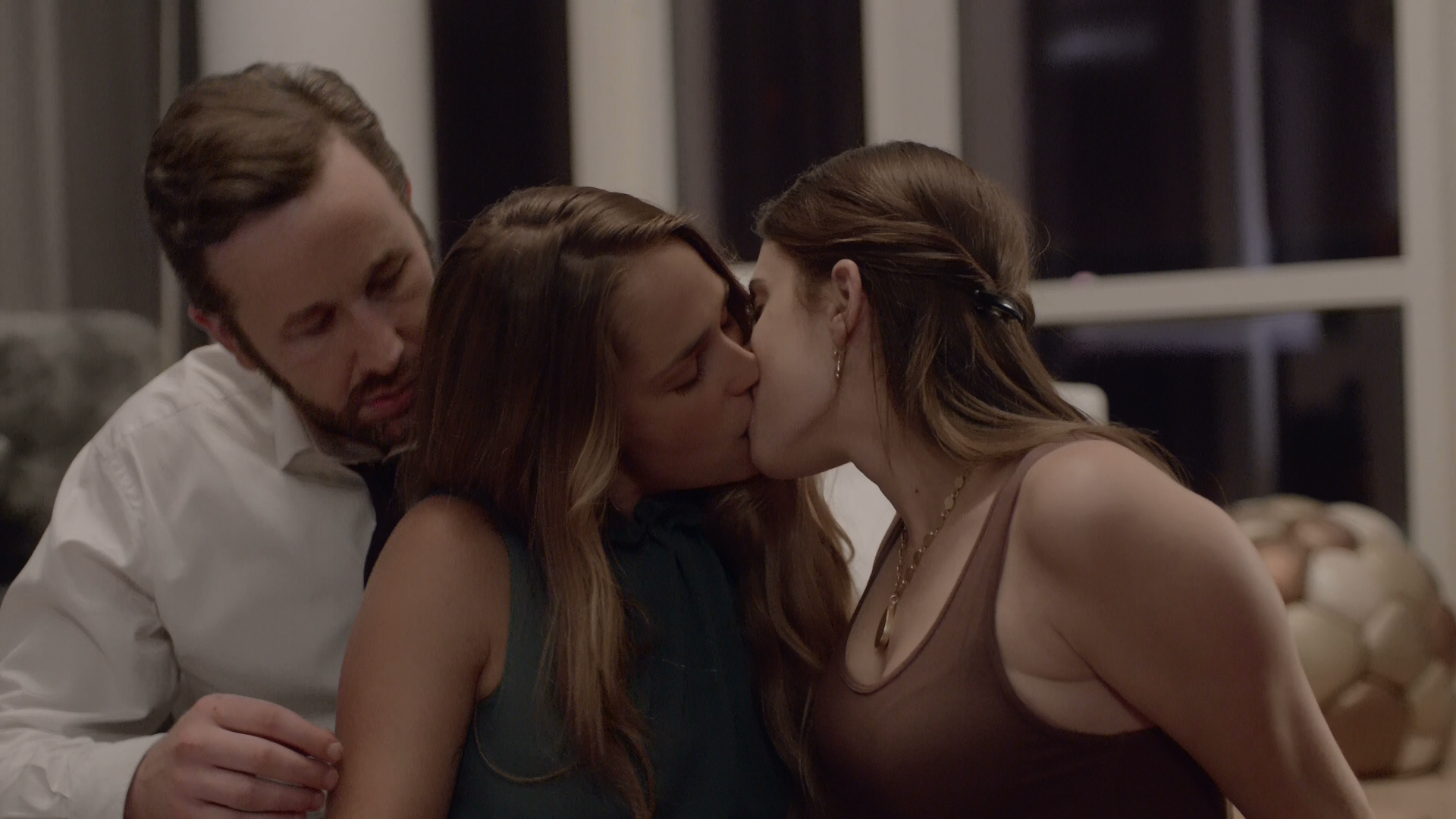 "HBO show ""Girls,"" starring Lena Dunam represents a new generations nonchalant attitude towards sexual exploration."