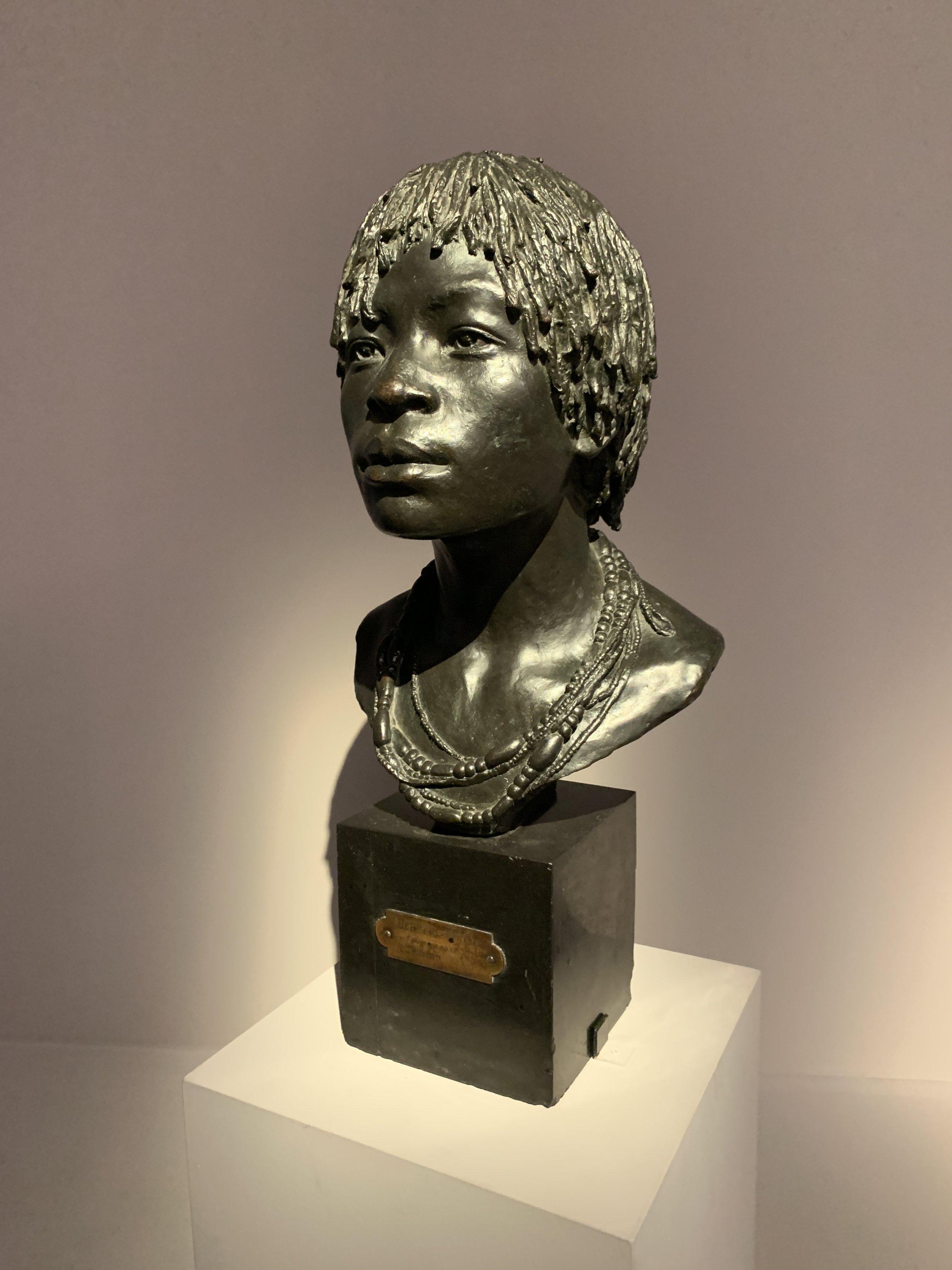 """Ward, """"Femme d'Afrique centrale"""""""