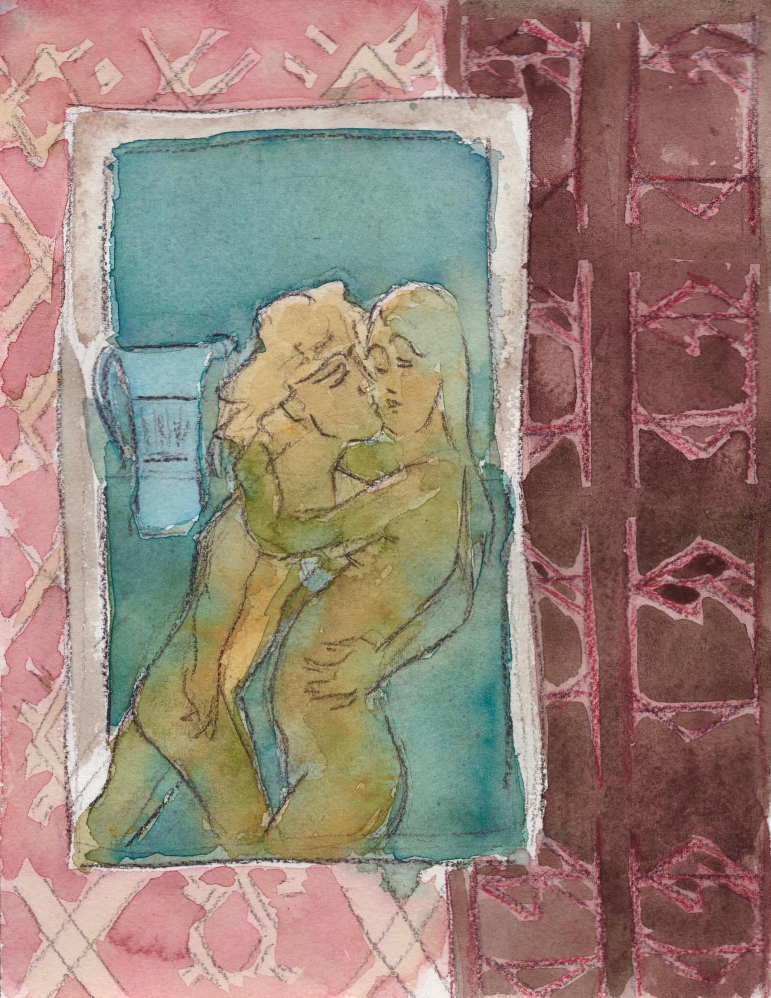 Nora-Persephone (The Kiss)