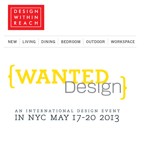 Design Within Reach/May 2013