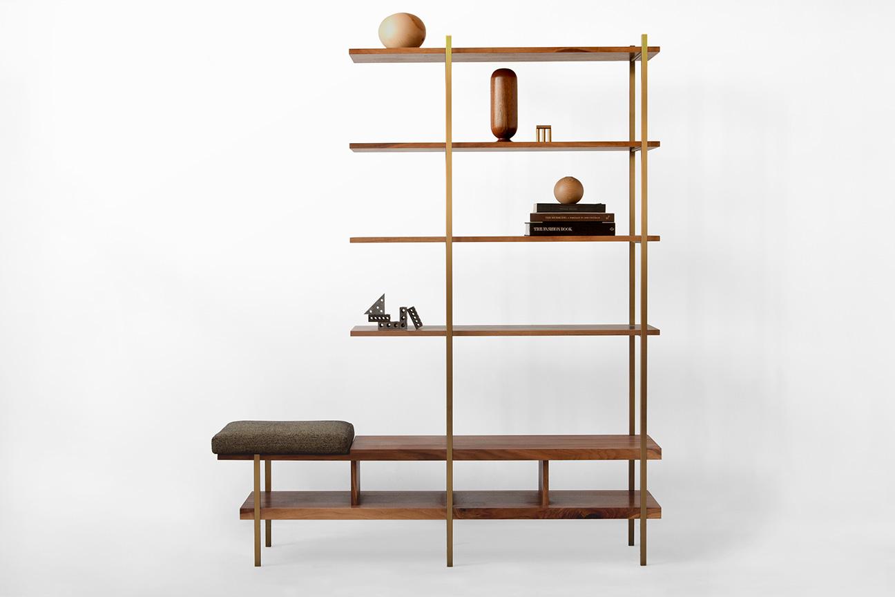 Interval Bookshelf