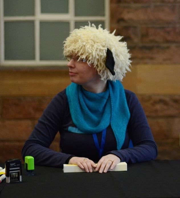 Sonni -Mica's sister (Image by Jeni Reid)