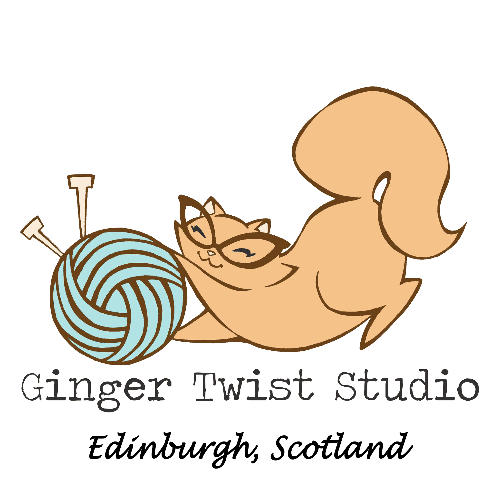 GINGER TWIST STUDIO  Ginger Twist Studio is an adorable wee wool shop in Edinburgh and home to Ginger's Hand Dyed; a gorgeous range of semi-solids dyed by the proprietor herself. The shop is open over EYF weekend and is bursting at the seams with squishy wool, fibre and patterns. Jess is bringing along a delicious selection of her yarns to EYF.