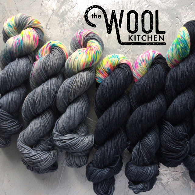 THE WOOL KITCHEN  Our aim at The Wool Kitchen is to create an inspiring yarn that makes you want to knit. We really believe that working with yarn that you find exciting and inspiring will improve your skill and, most importantly, the level of enjoyment you can achieve while knitting, we say enjoy every stitch!