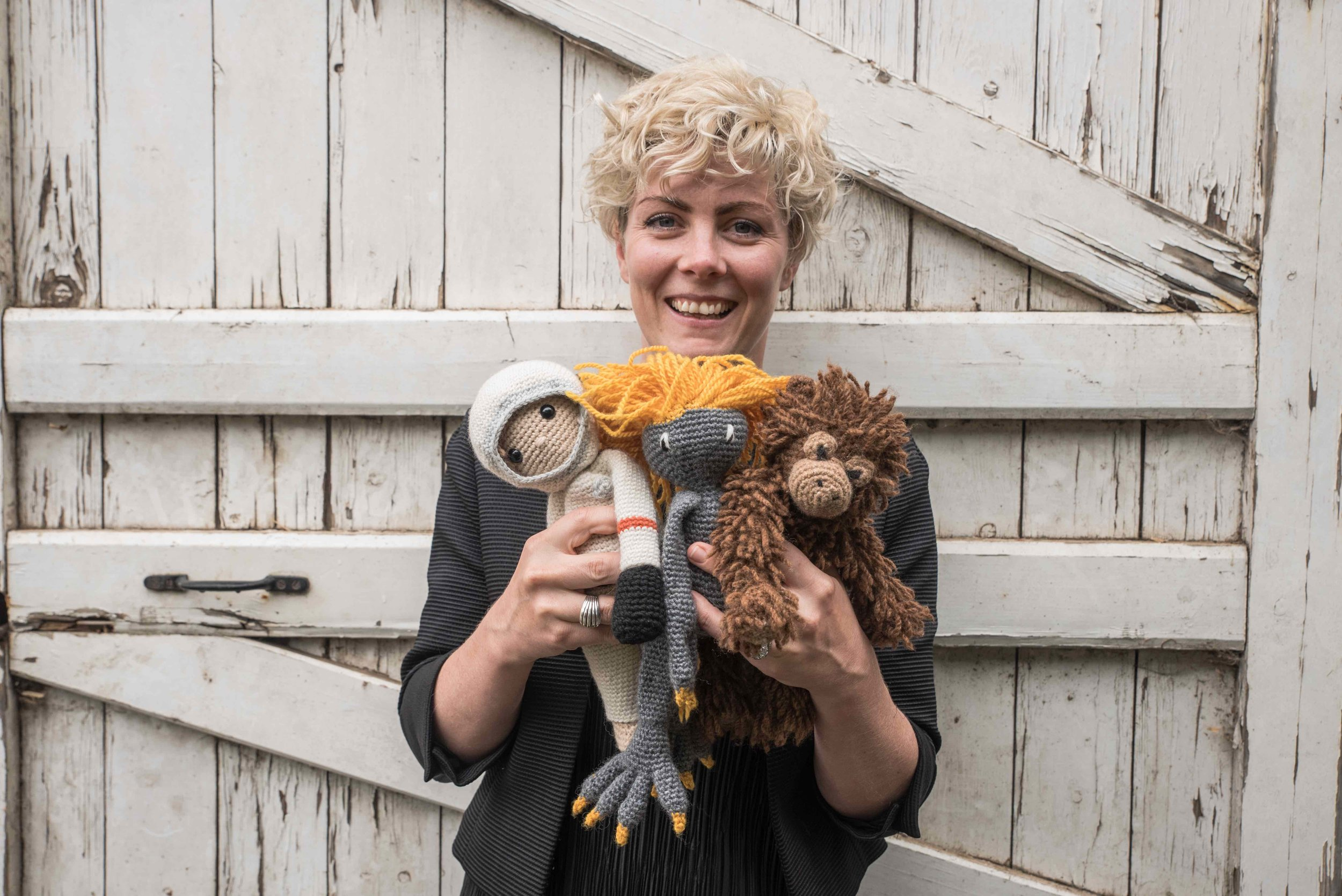 TOFT  TOFT specialise in luxury British knitting and crochet yarns & kits. TOFT is the home of the best-selling crochet book collection Edward's Menagerie by Kerry Lord.