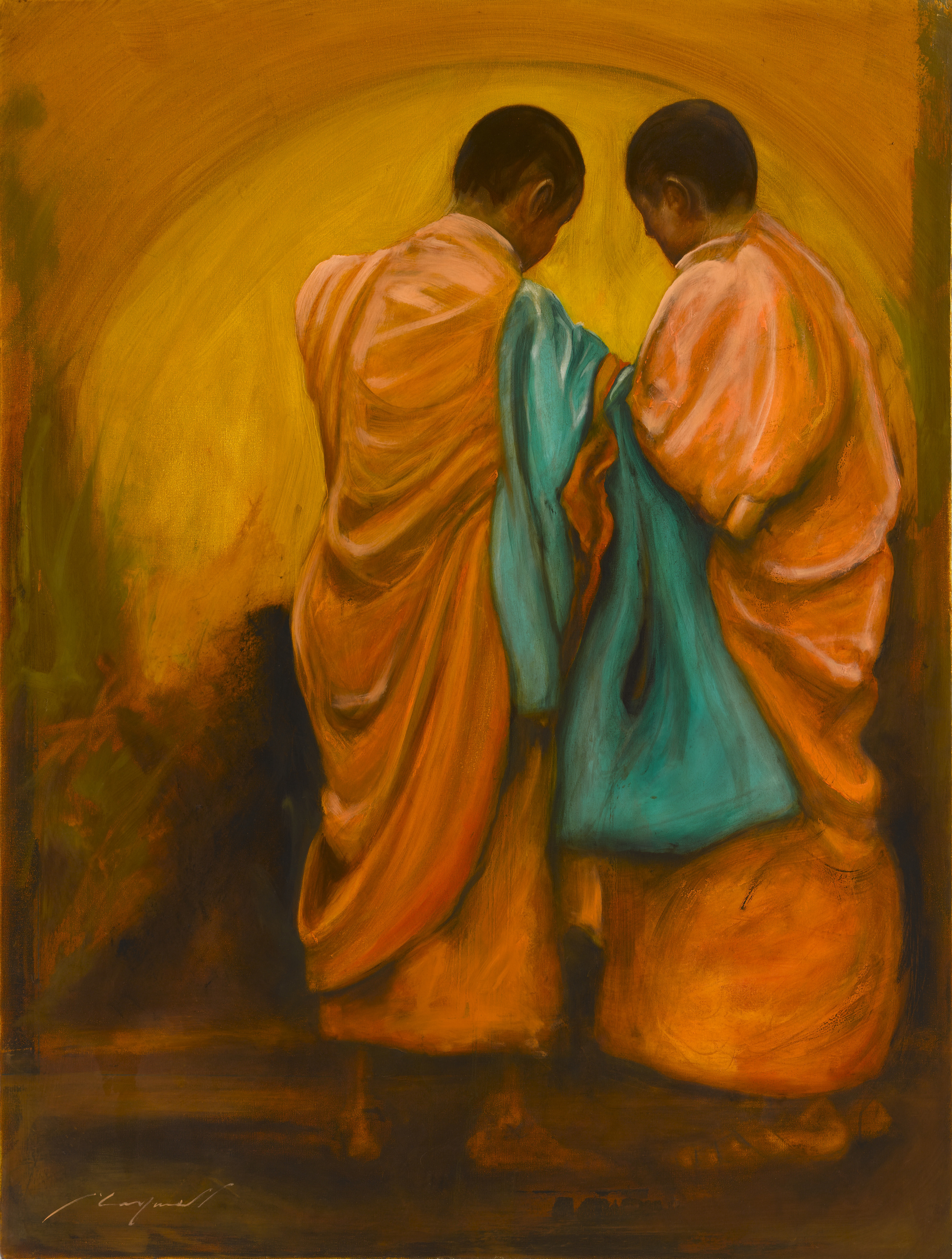 Monks Shauna Valentine collection