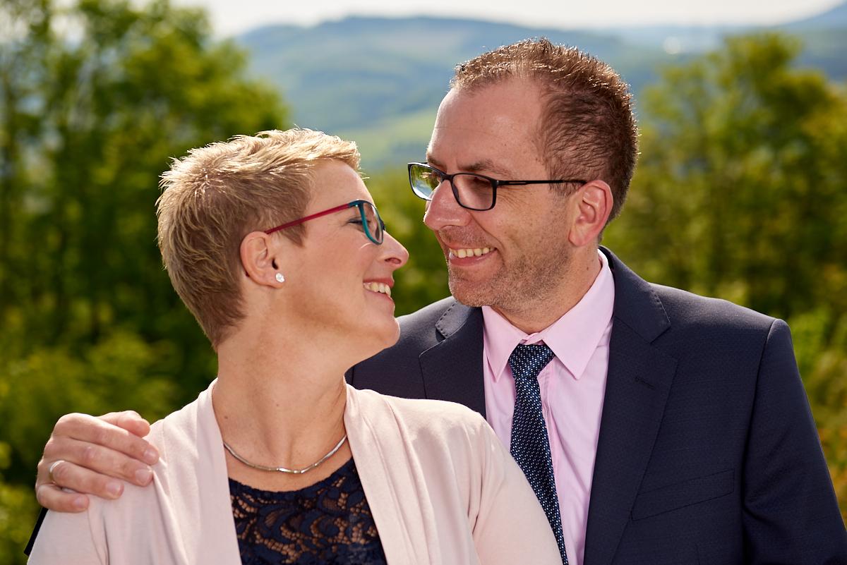 Hochzeitsfotografie Sauerland