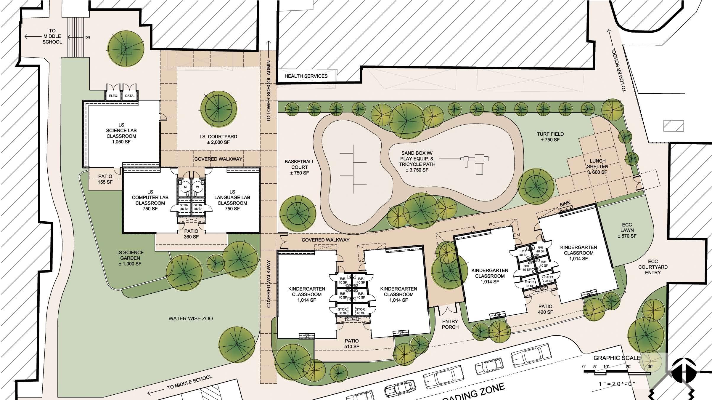 La Jolla Country Day School Kindergarten_Site Plan.jpg
