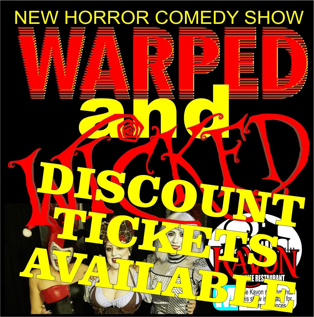 DISCOUNT TICKETS - $40 for Dinner and Show* Code-