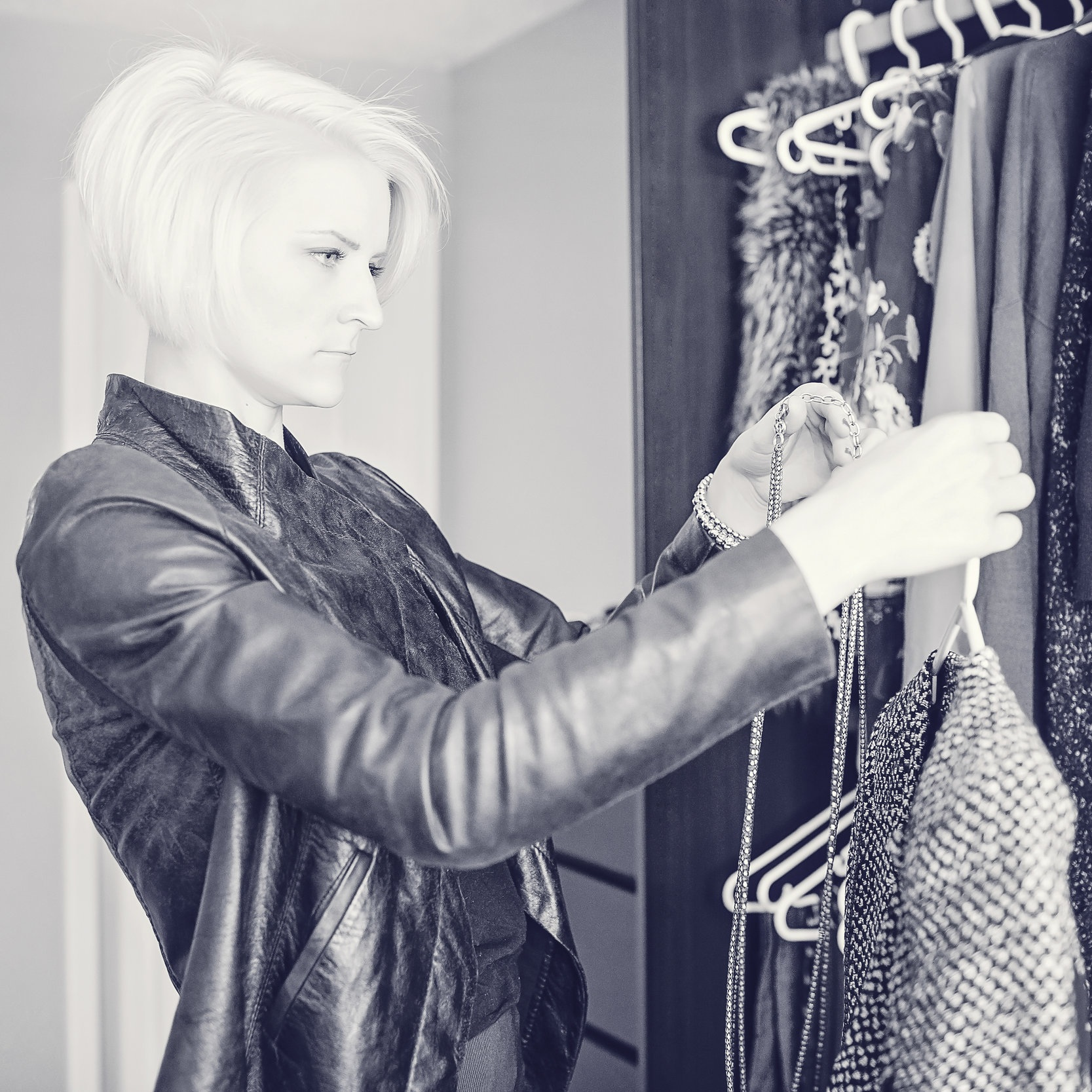 Capsule Wardrobe Style Enhancement - Get more consistent, enhanced style with less items.
