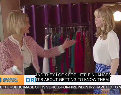 TV Segment - Promotion for Dress for Success Calgary: Former Alpine Skier Kelly Vanderbeek introduces us to an initiative in our city helping deserving women find success in the workforce.