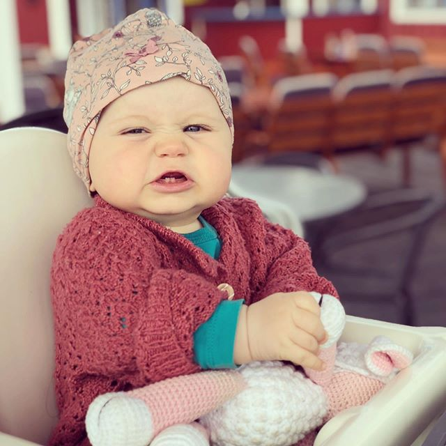 🦷 F i r s t T e e t h 😂🥰 . . . #thatface #mydaughter #love #baby