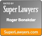 Super Lawyers Roger Bonakdar