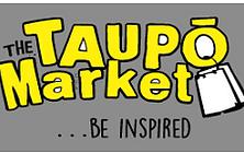 taupo market logo