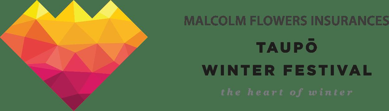 Taupo winter festival logo