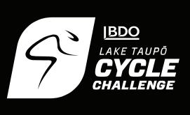 Lake Taupo Cycle challenge logo