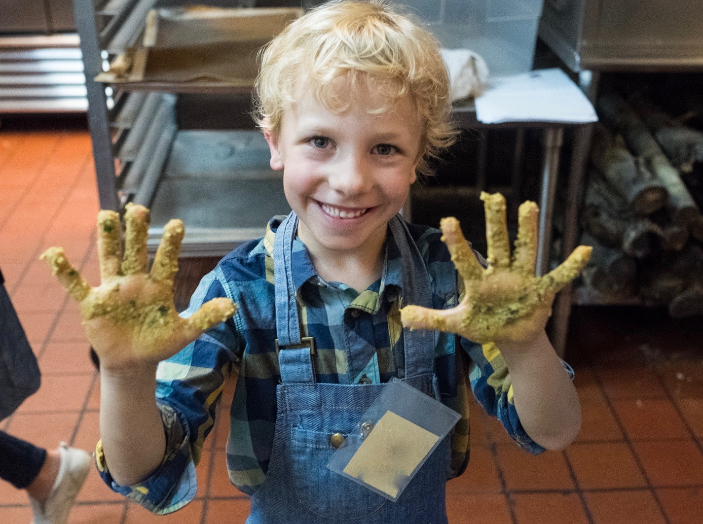 Bay Leaf Kids Cooking Party