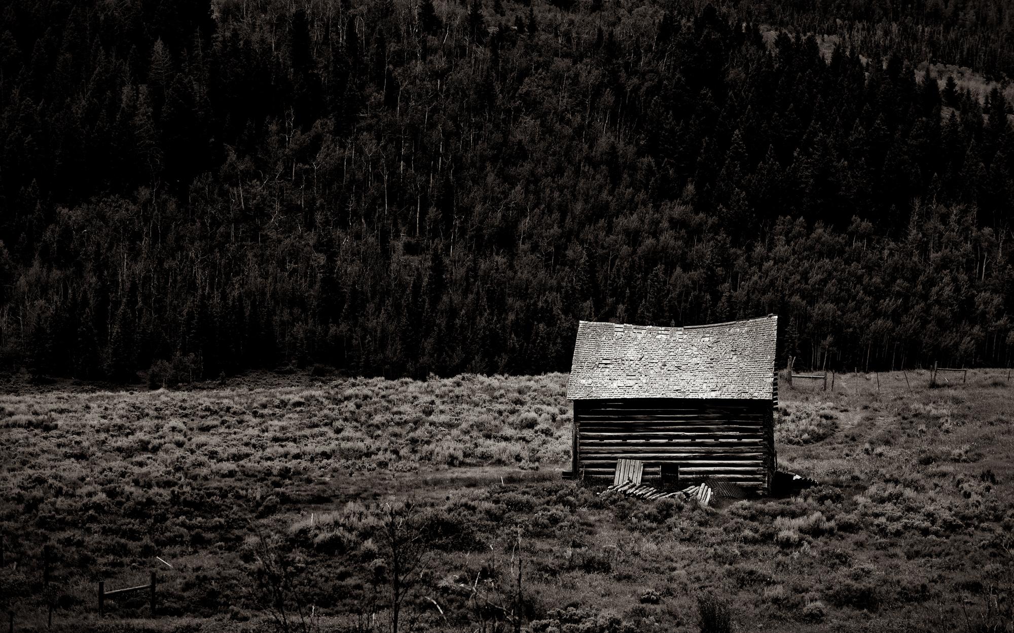 Moonlight Cabin 1