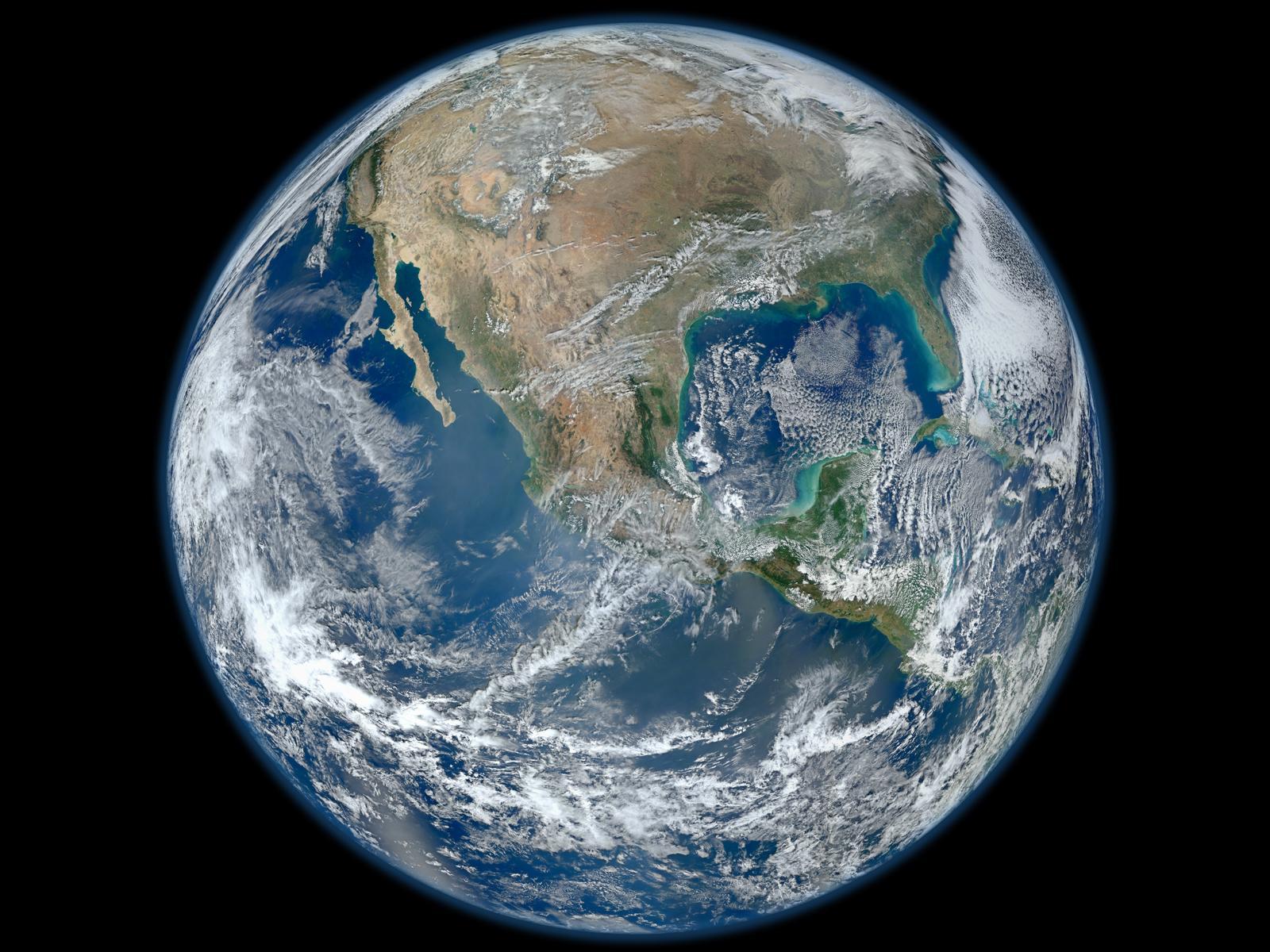 NASA - Blue Marble