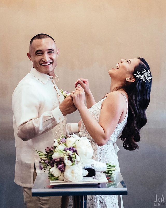 When it just feels good ☺️ @johsalvador + @Mistahbets loving their moment. … florals: @ahbfloral4 . . . . .  #JandALight #vscocam #artofvisuals #visualsoflife #wedding #bride #weddingday #weddingphotography #bridal #weddinginspiration #weddingphotographer #weddings #bridetobe #instawedding #bayareaengagement #weddingphoto #engaged #bayareaweddingphotographer #bayareaengagementphotographer #theknot #weddingplanning #weddinginspo #sfweddingphotographer #sony #a7iii #sonyalpha #sonyimages #SFCityHallWedding #SFCityHall