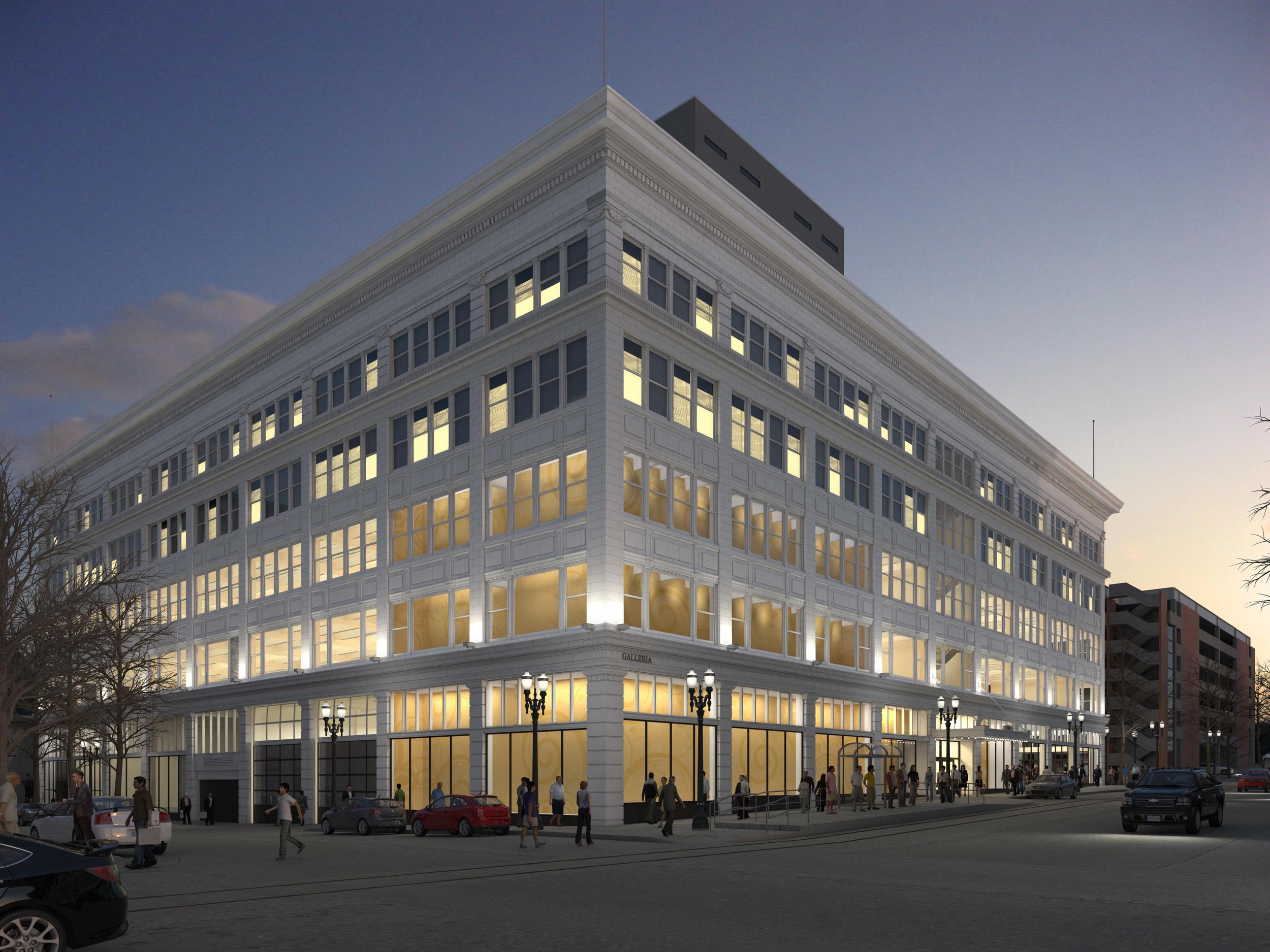 Galleria Retail Development