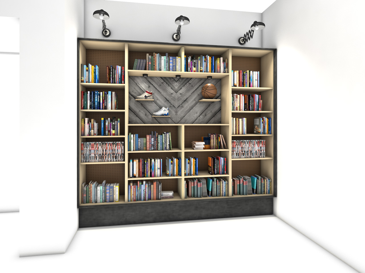 Nike: Library