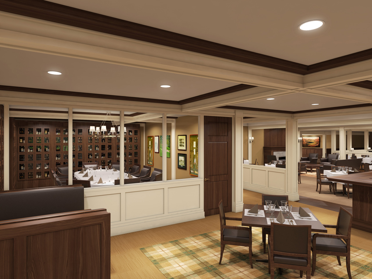 Portland Golf Club: Remodel