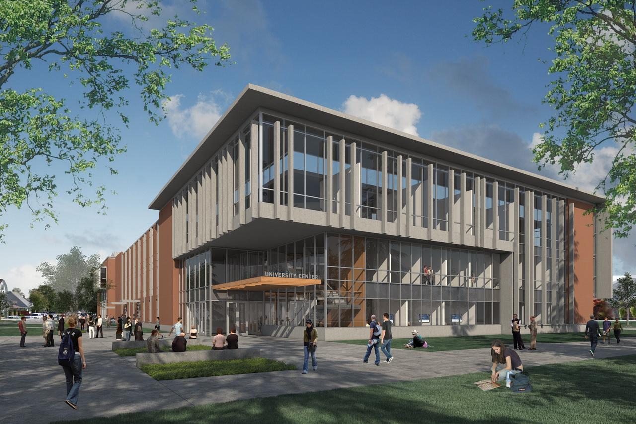 Gonzaga University: University Center