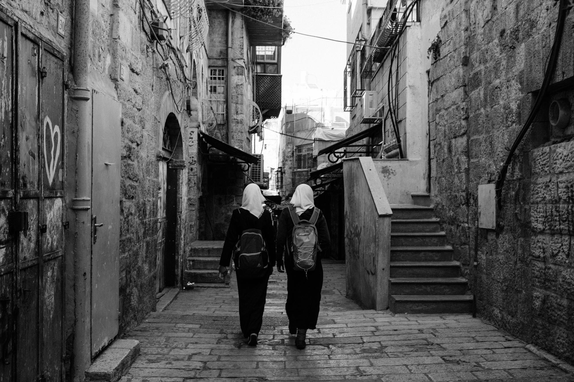 old city of jerusalem, israel.   israel collective
