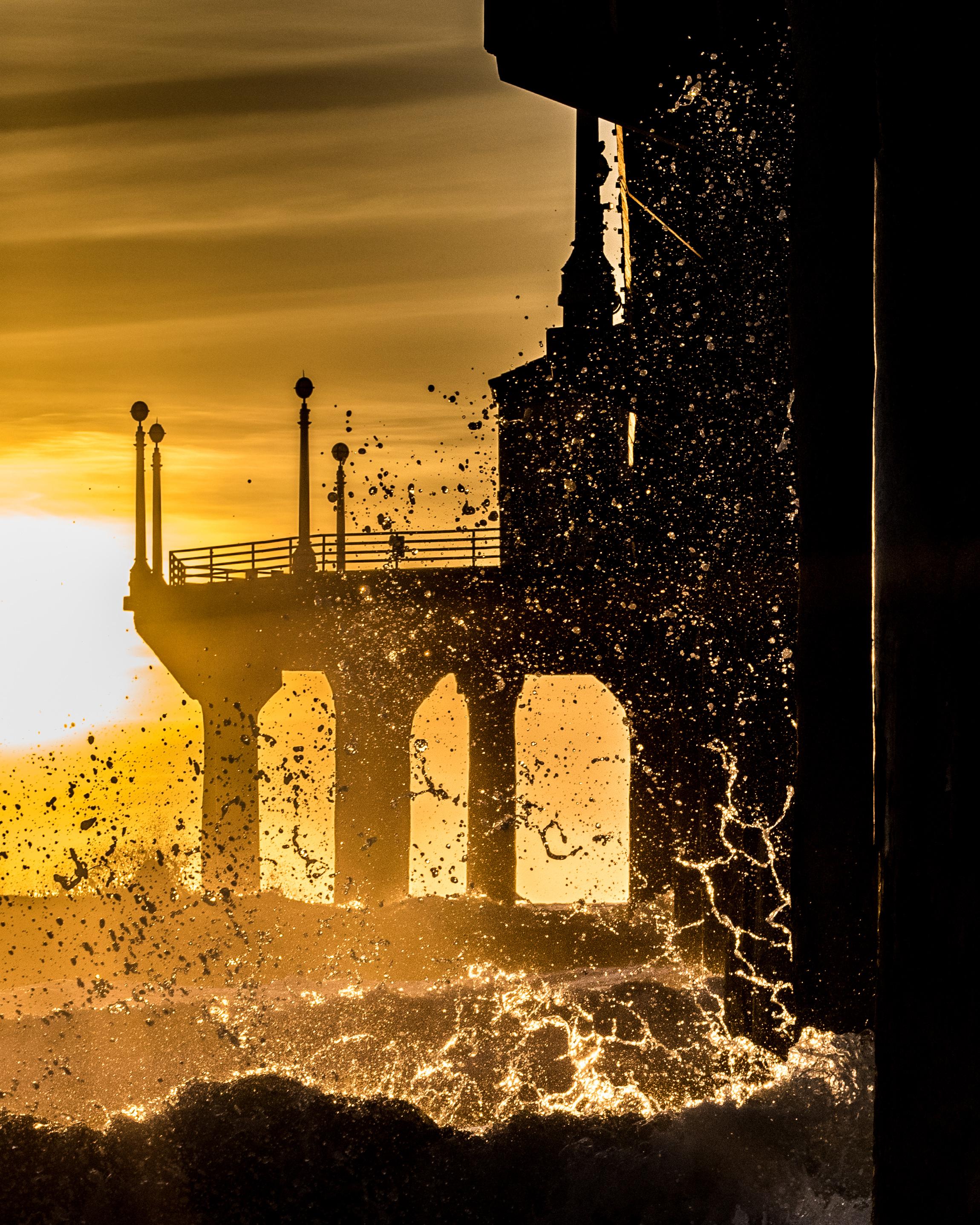 Splash of Gold