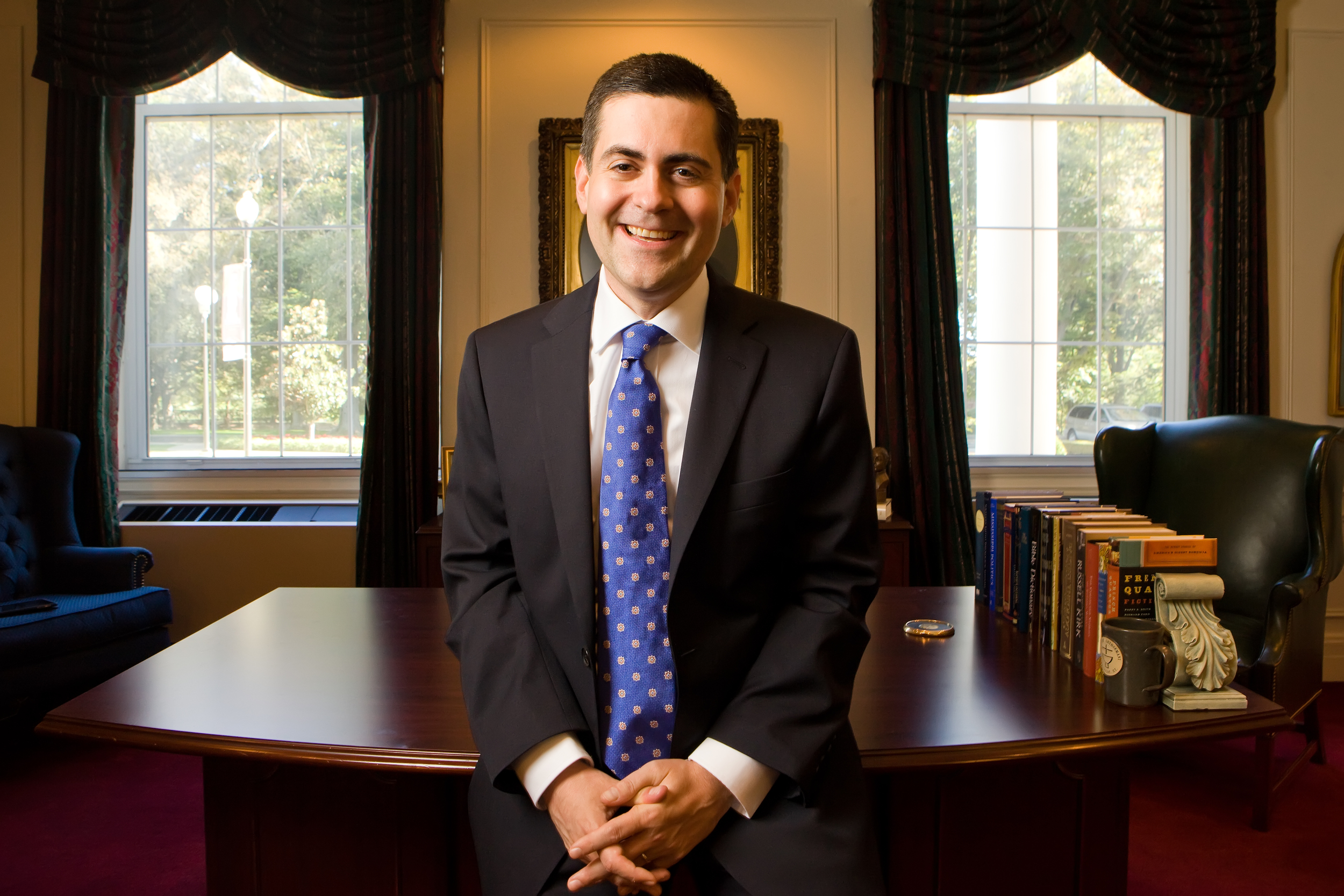 Russell Moore,   President of the Southern Baptist Ethics & Religious Liberty Commission