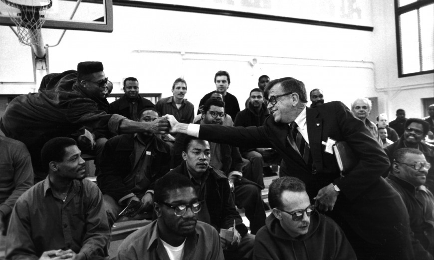 The late Chuck Colson, Founder of Prison Fellowship Ministries