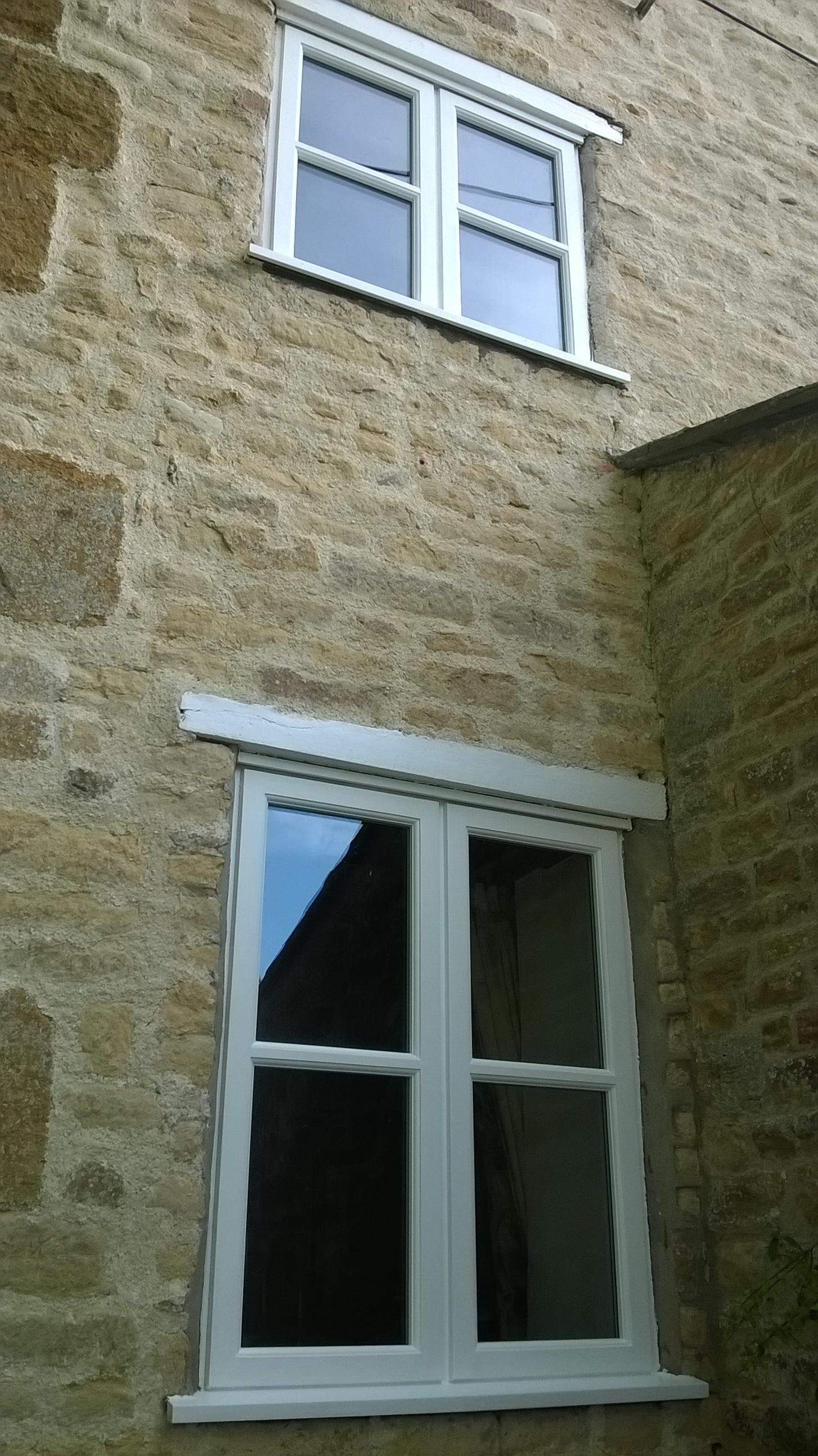 Restyled windows
