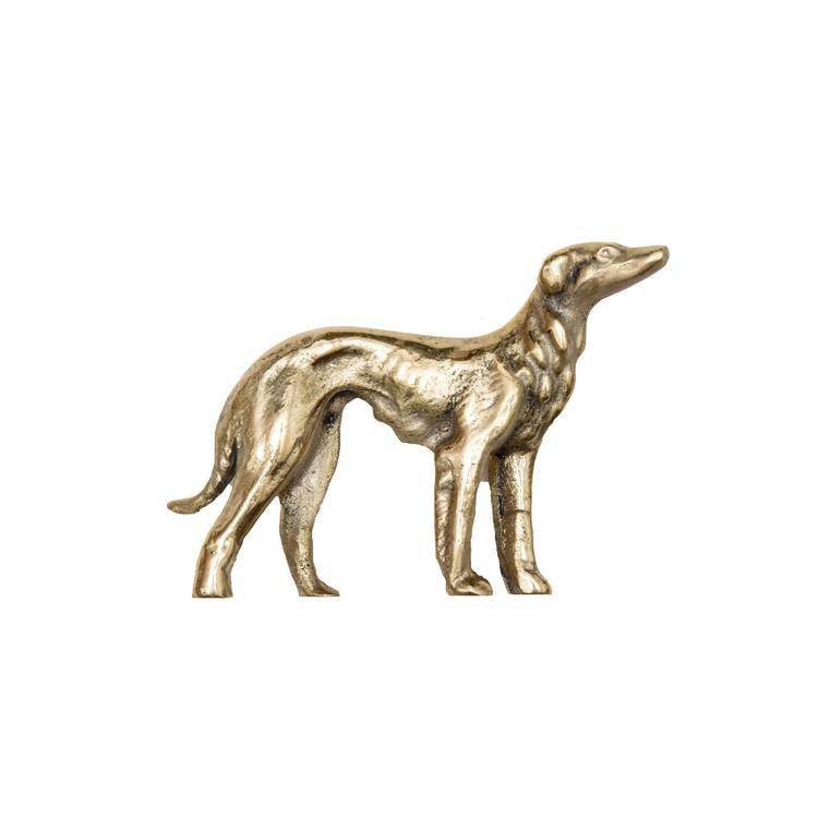 Poglia Brass Dog