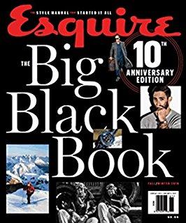 Poglia - Esquire Big Black Book