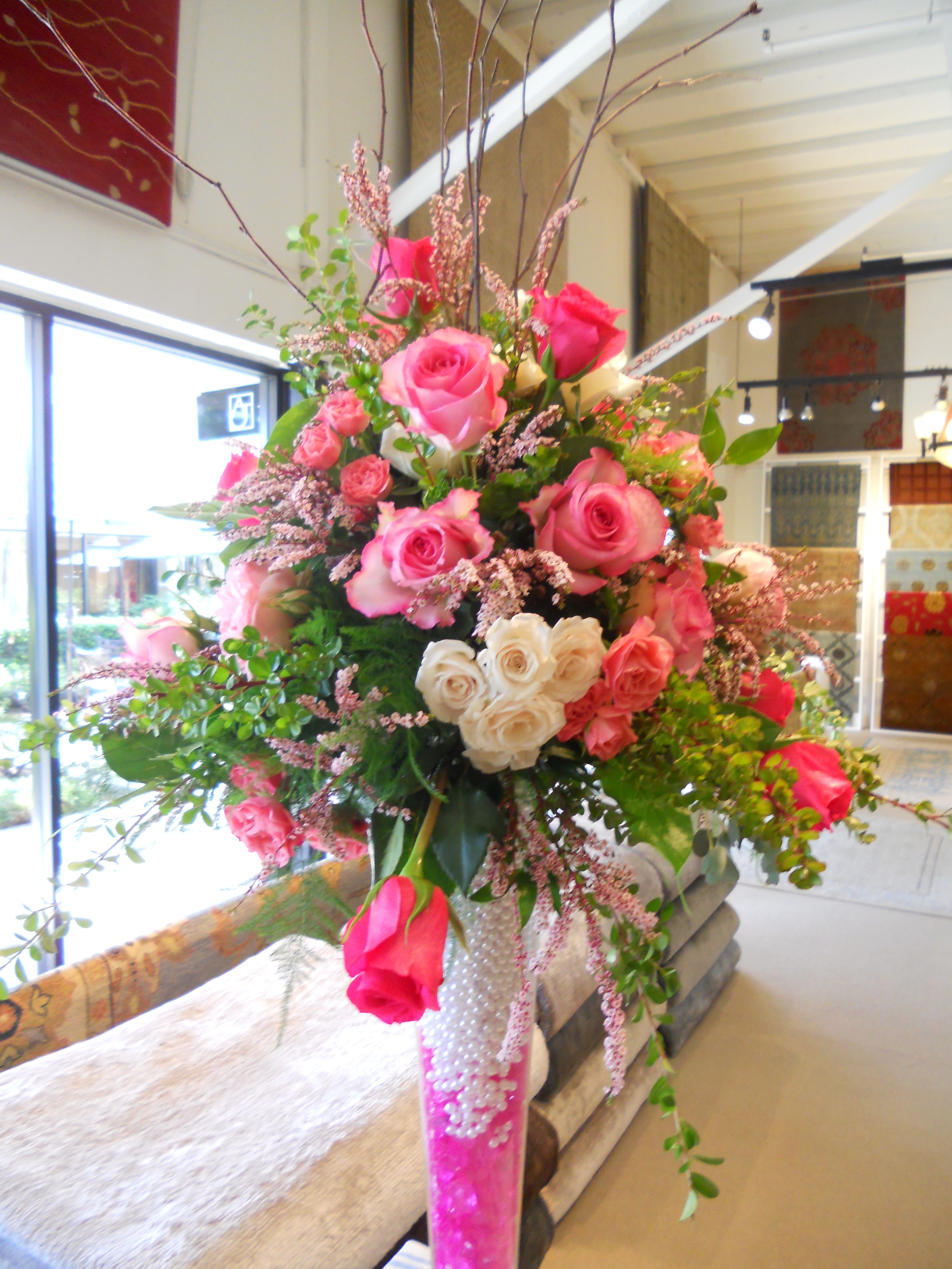 Pink Reception