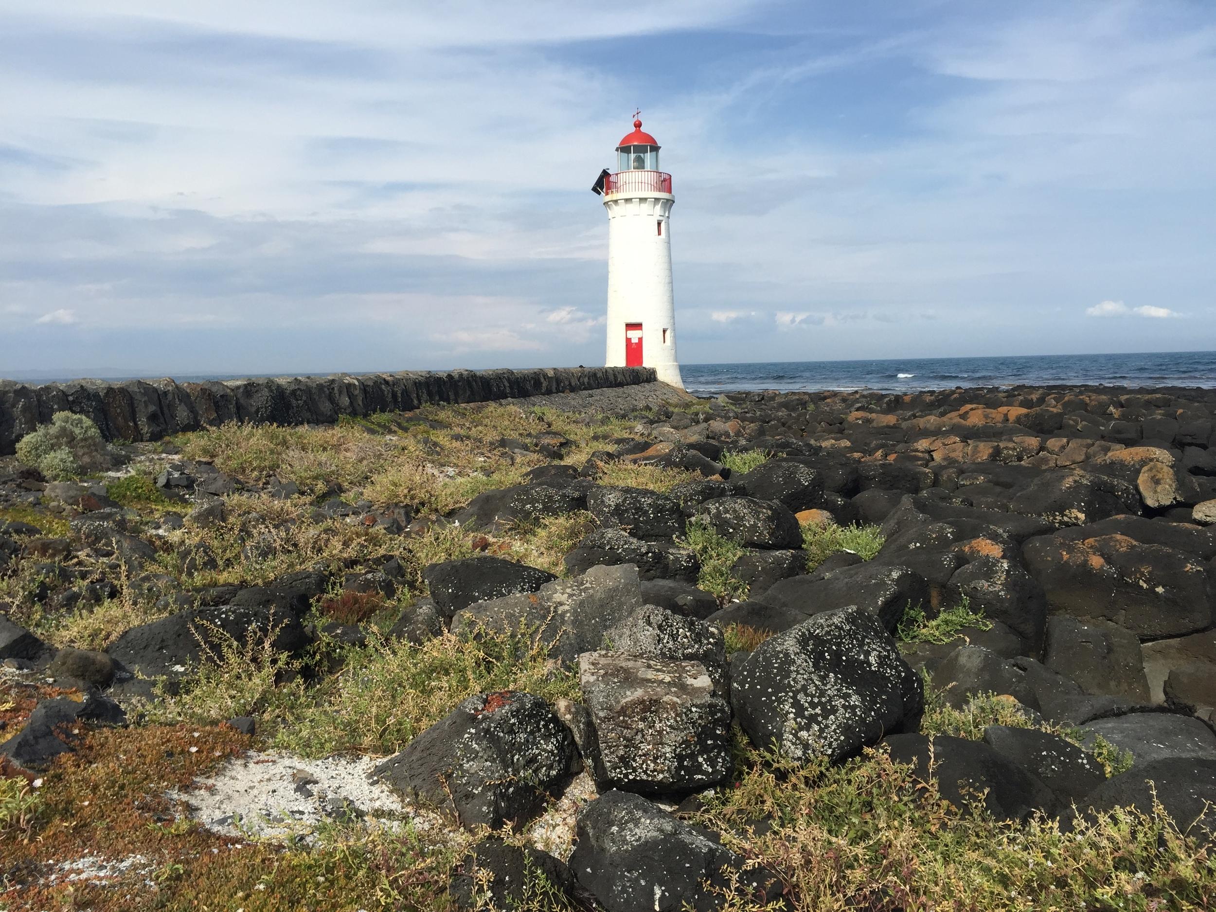 Point Fairy lighthouse