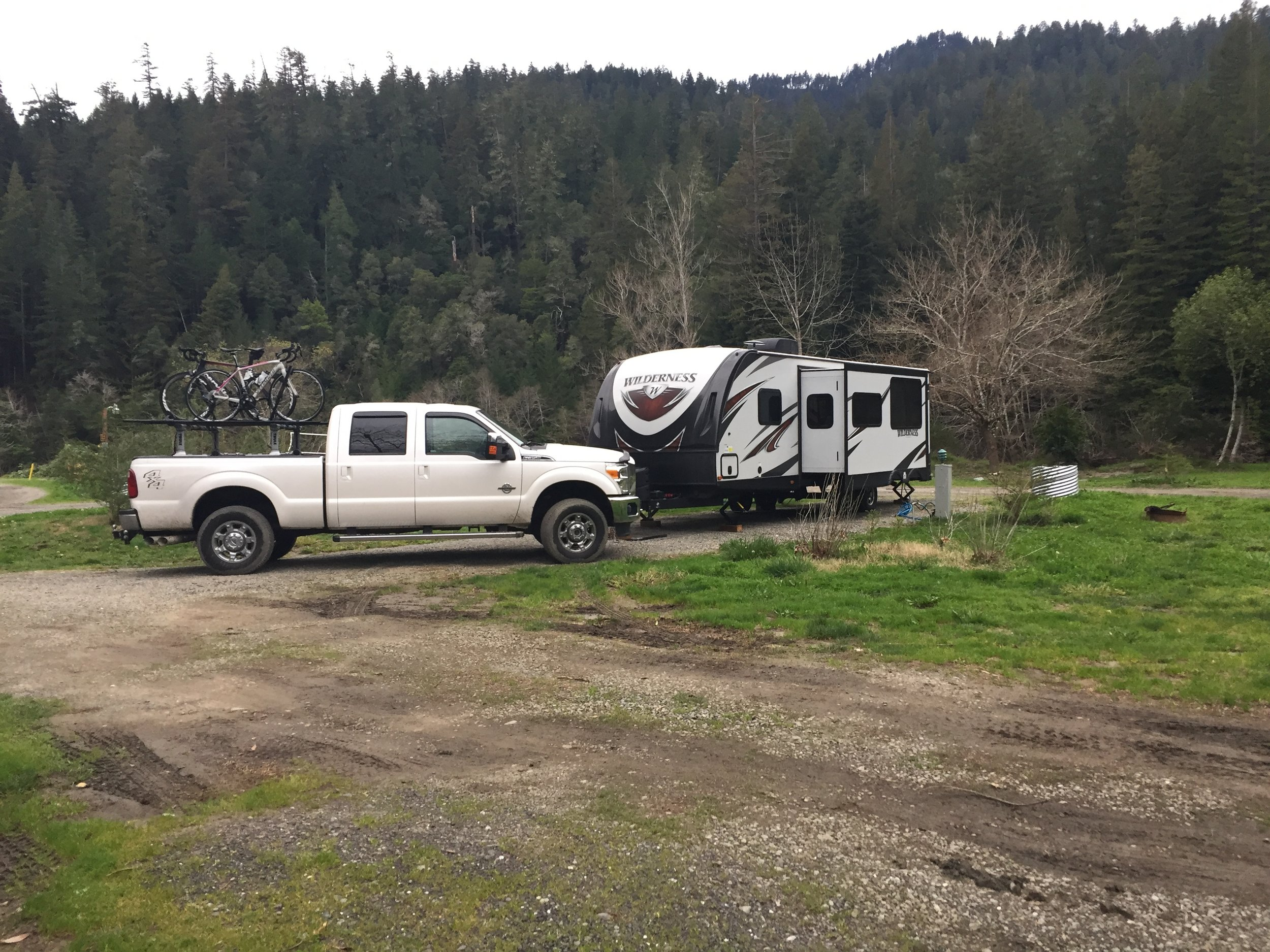 My Dads & Corts Rig!