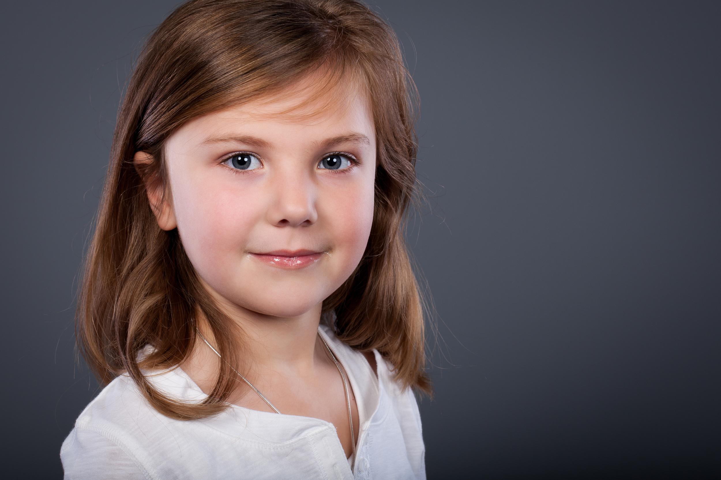 Fargo, ND Photographer Child Portrait