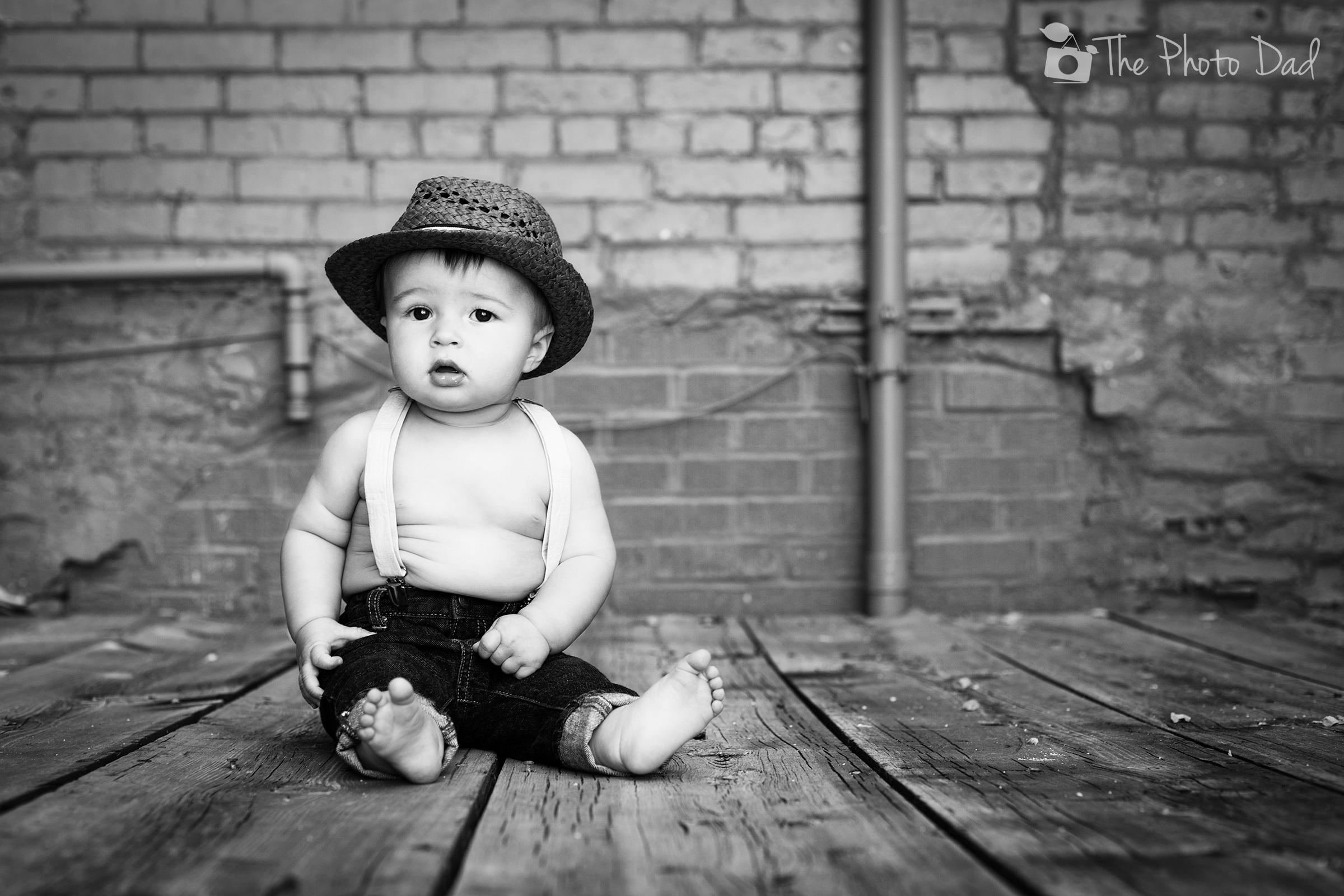 Pryor - 9mths - Fargo, ND Child Photography