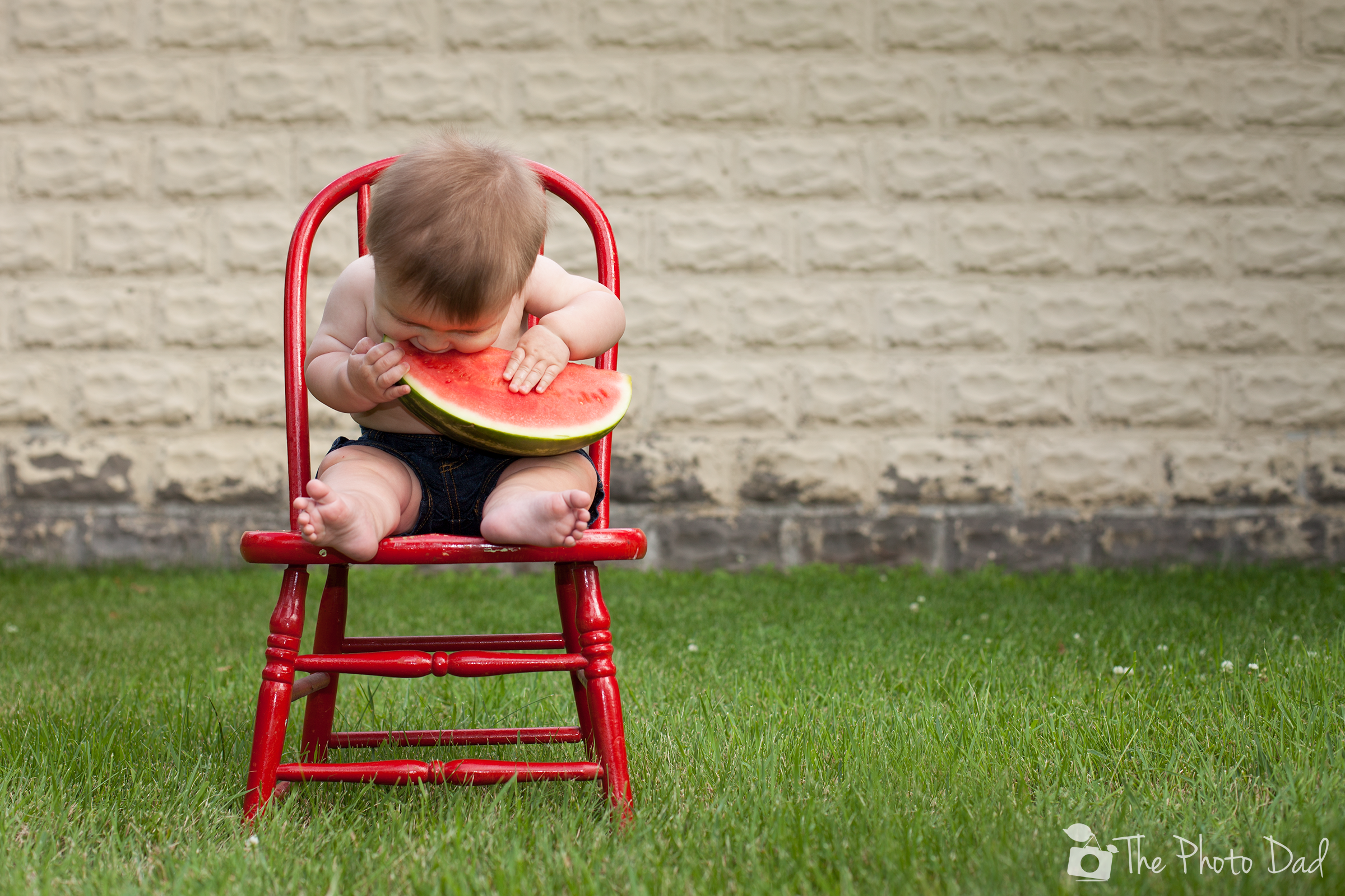 Pryor -9 mths - Fargo, ND Child Photography