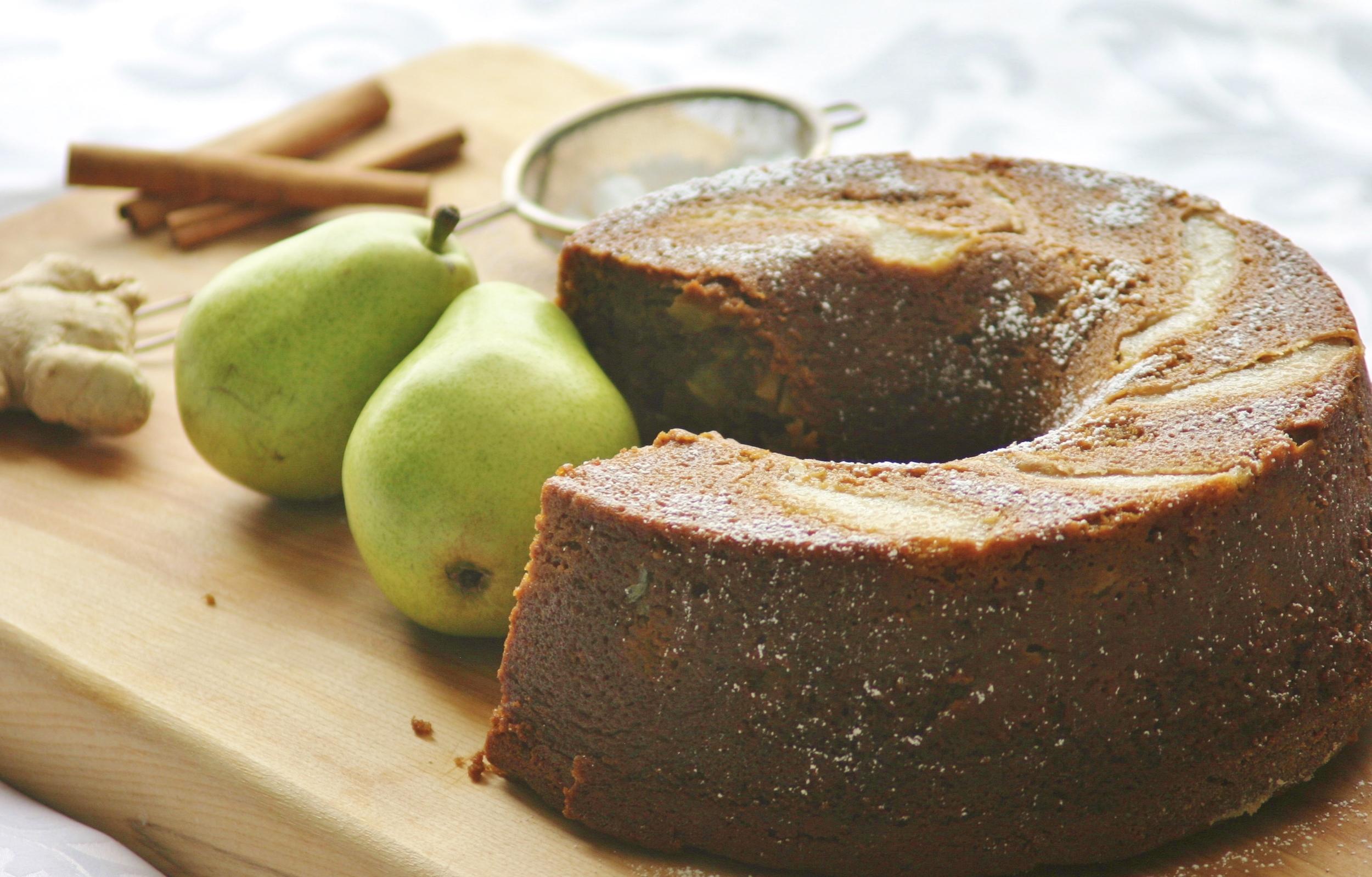 Feb 28 Ginger Pear Cake (2).JPG