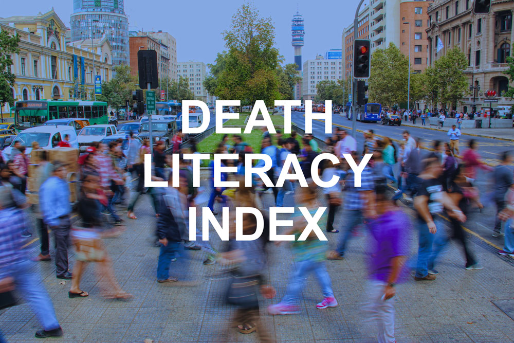 It's time to measure the impact of efforts to change how we approach dying - We're developing a world first Death Literacy Index so we can understand more about the impact of compassionate communities work in Australia and beyond...