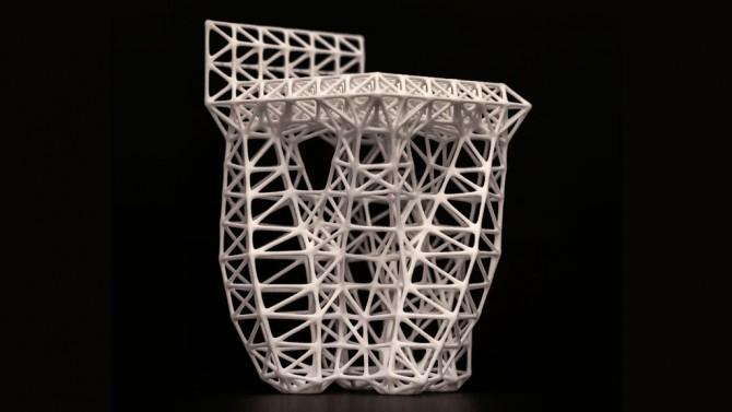 The Evolving Chair (David Benjamin)
