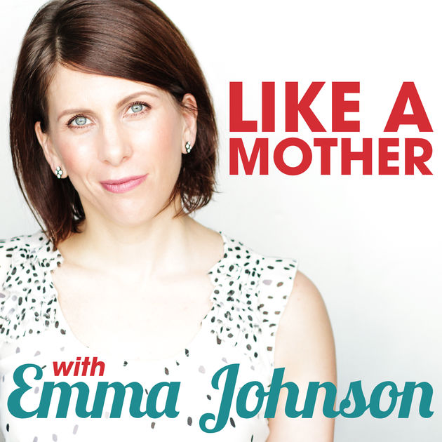 Weekly podcast with writer Emma Johnson