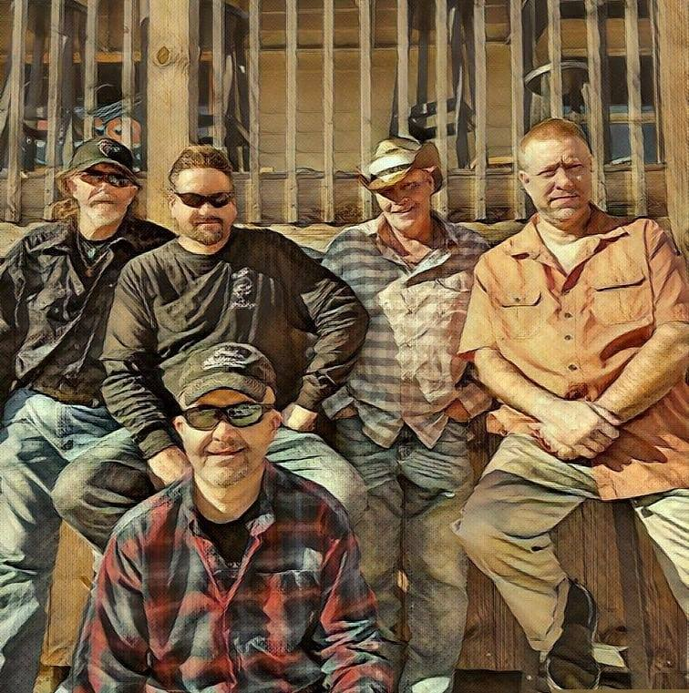 Jimmy Cagle, Scott Presley, Paul Brannon, Donnie Norman, and BJ Godfrey
