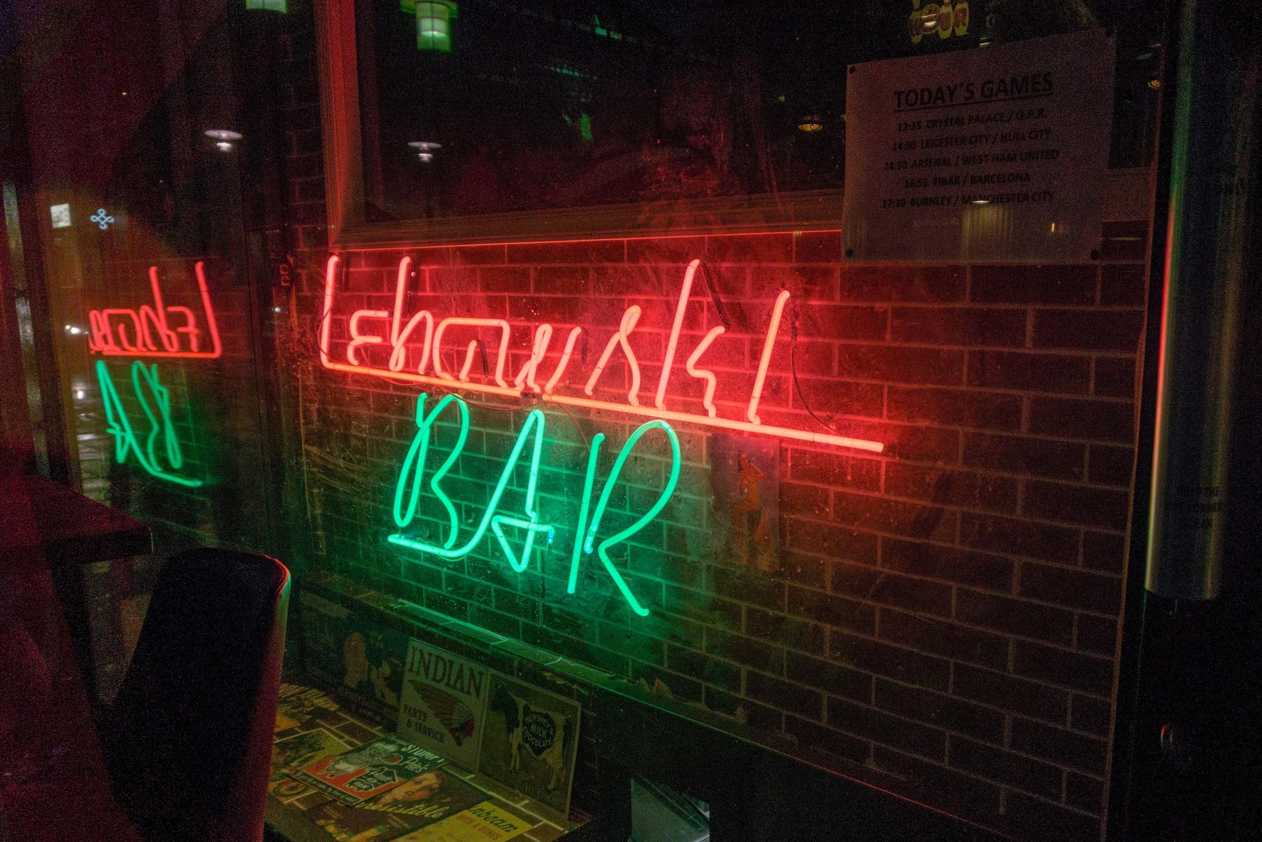 Lebowski Bar Reykavik