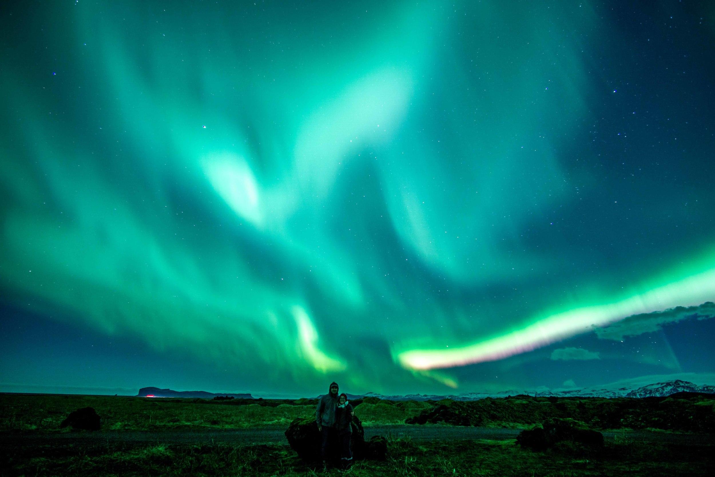 Northern Lights Iceland