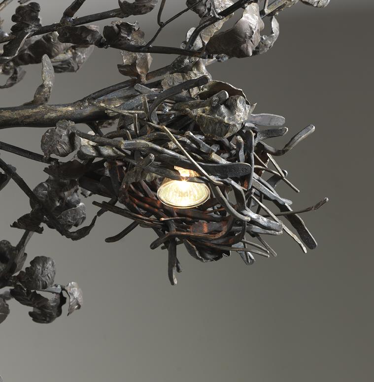 Tree Chandelier Detail 3