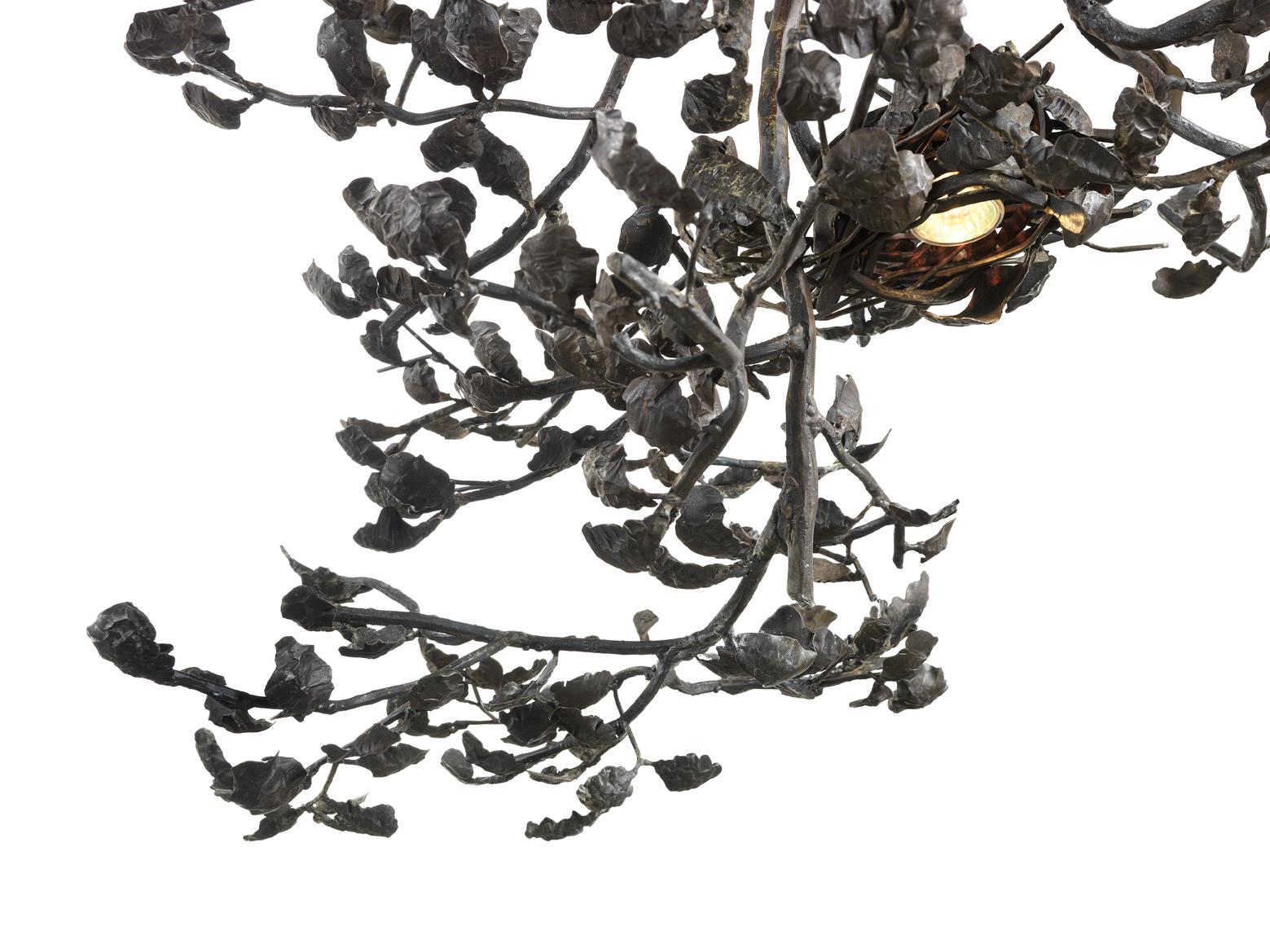 Tree Chandelier Detail 2